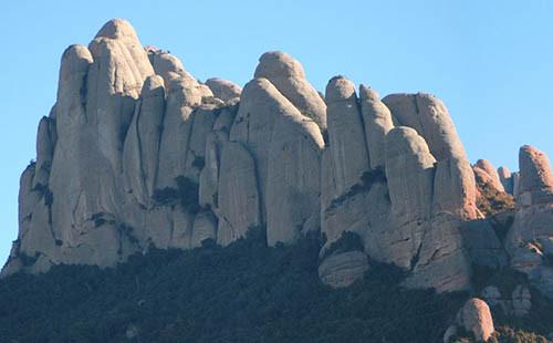 Trekk: Objectiu Montserrat