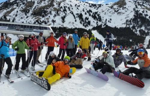 Ski Weekend 2016